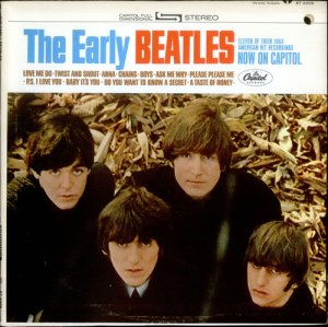 The+Beatles+-+The+Early+Beatles+-+1st+-+Punch+Hole+-+LP+RECORD-291227