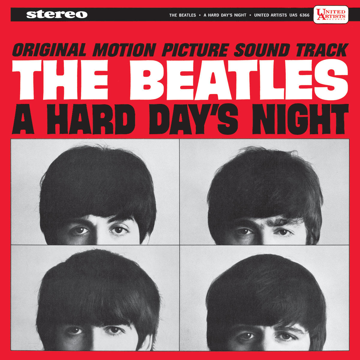 Beatles Hard Days Night