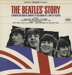 The+Beatles+-+The+Beatles'+Story+-+Green+Label+-+DOUBLE+LP-333475