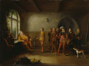 John_Cawse_-_Falstaff_and_the_recruits,_from_-Henry_IV,_Part_II-_-_Google_Art_Project